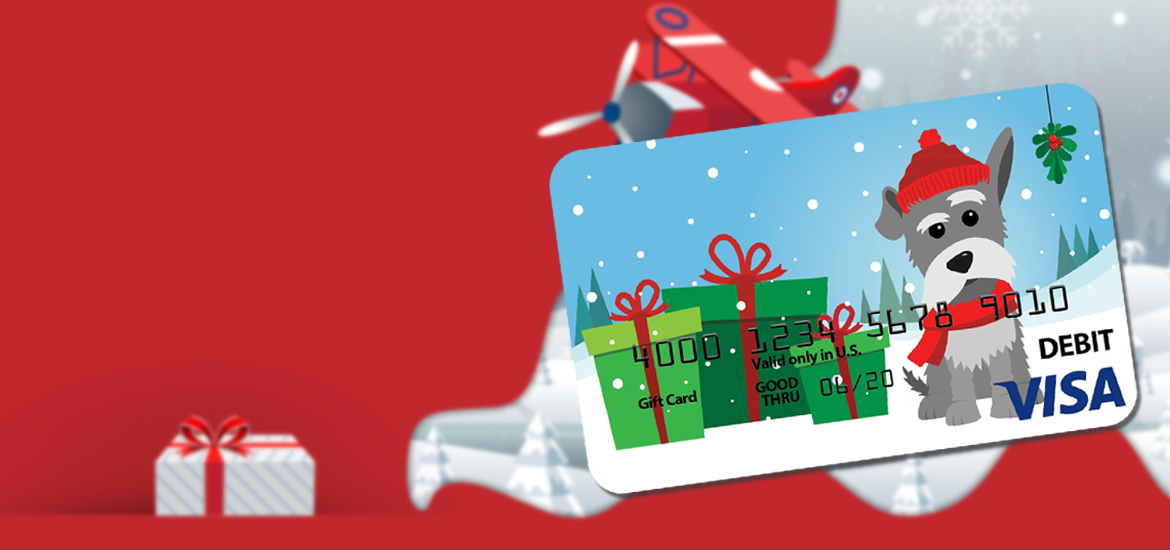 Visa Gift Cards Available Now