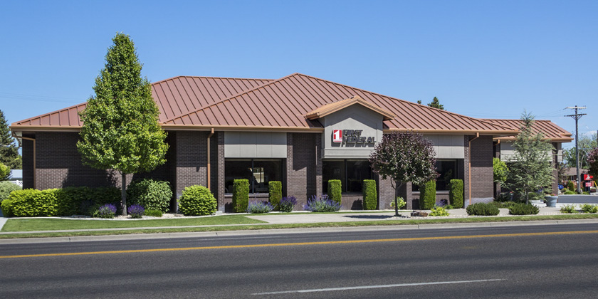 First Federal Burley Overland Ave Branch